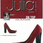126 Julia_Classic Winter 2008_2009 cover#FD12